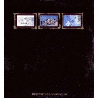The Durutti Column - The Return Of The Durutti Column