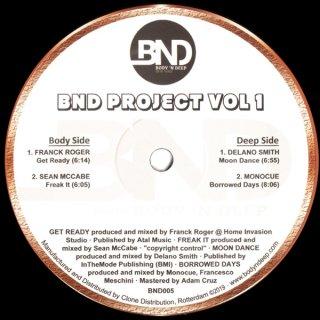 Various - BND Project Vol 1