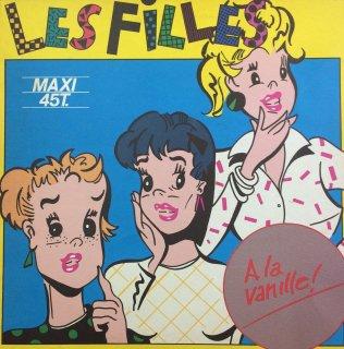Les Filles - A La Vanille