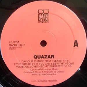 Quazar - The Seven Stars/Day-Glo (Remix)