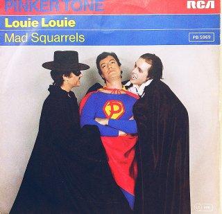 Pinker Tone - Louie Louie
