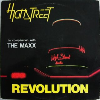 Highstreet In Co-operation With The Maxx - Revolution
