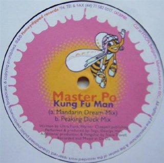 Master Po - Kung Fu Man
