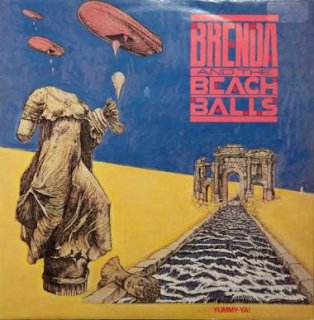 Brenda And The Beach Balls - Yummy-Ya!
