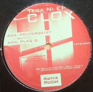 Clox - Tega Ni E.P.