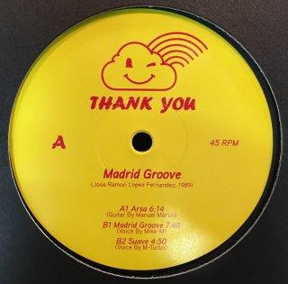 Madrid Groove - Arsa