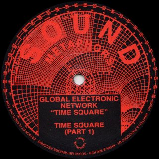 Global Electronic Network - Time Square