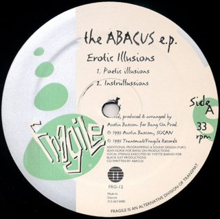Abacus - The Abacus E.P.