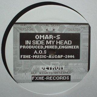 Omar-S - In Side My Head