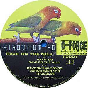 Strontium 90 - Rave On The Nile