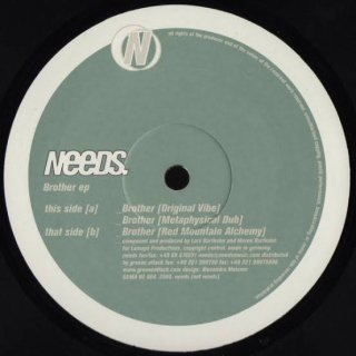 Needs - Brother EP