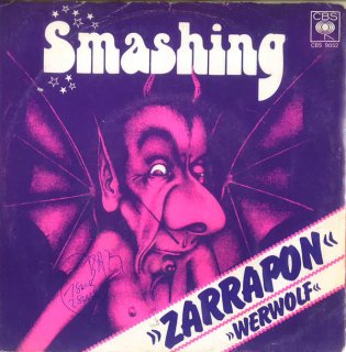 Smashing - Zarrapon / Werwolf