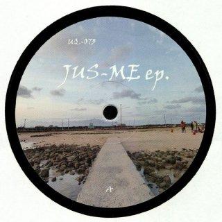 DJ Jus-Ed - Jus-Me EP