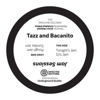 Tazz And Bacanito - Jam Sessions