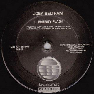 Joey Beltram - Energy Flash