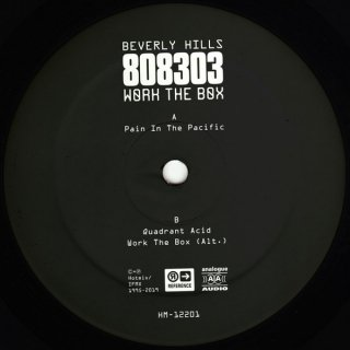 Beverly Hills 808303 - Work The Box