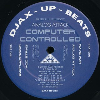 Analog Attack - Computer Controlled