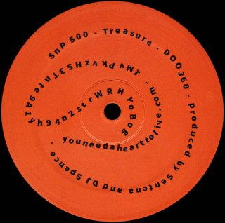 SnP 500  - Treasure