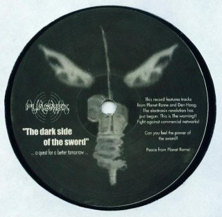Various - The Dark Side Of The Sword