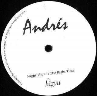 Andres - All U Gotta Do Is Listen Ep