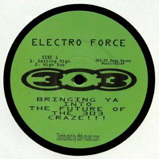 Electro Force - Getting High