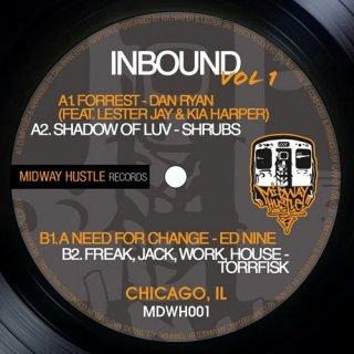 Various - Midway Hustle Presents Inbound Vol 1.