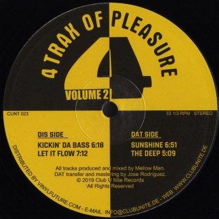 Mellow Man - 4 Trax Of Pleasure Volume 2