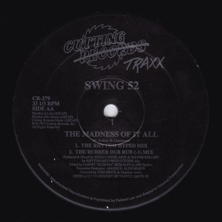 Swing 52 - The Madness Of It All / The Chase (An Encounter)