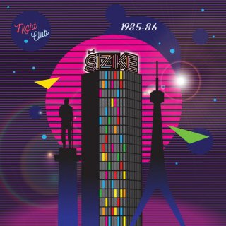 Sizike - Night Club 1985-86 (Black)