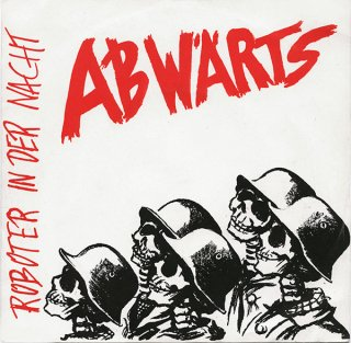 Abwarts - Roboter In Der Nacht