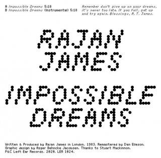 Rajan James - Impossible Dreams