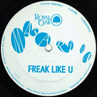 Masarima - Freak Like U