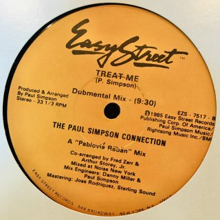 The Paul Simpson Connection - Treat Her Sweeter