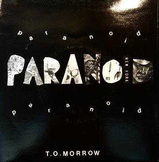 T.o.morrow - Paranoid