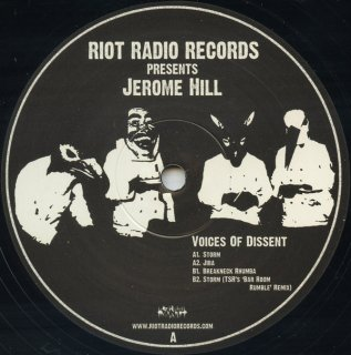 Jerome Hill - Voices Of Dissent