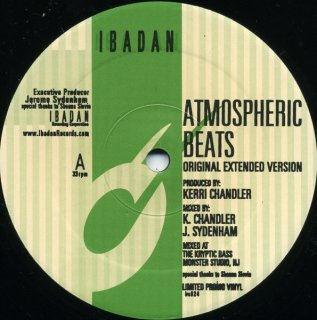 Kerri Chandler - Atmospheric Beats