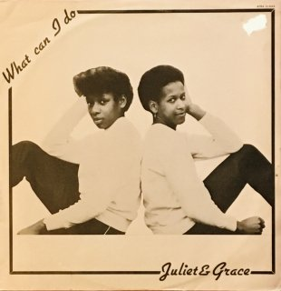 Juliet & Grace / Militant Barry - What Can I Do / Lovers Styly