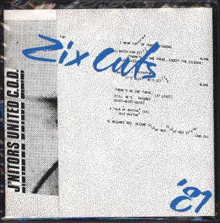 J'nitors United C.O.D. - Zix Cuts '81