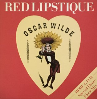 Red Lipstique - Oscar Wilde