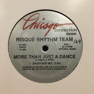 Risqué Rhythm Team - More Than Just A Dance