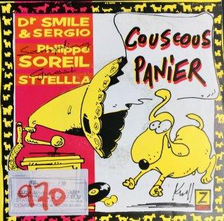 Dr Smile & Sergio Sampling Philippe Soreil Guest Sttellla - Couscous Panier