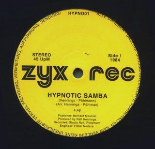 Hypnotic Samba - Hypnotic Samba