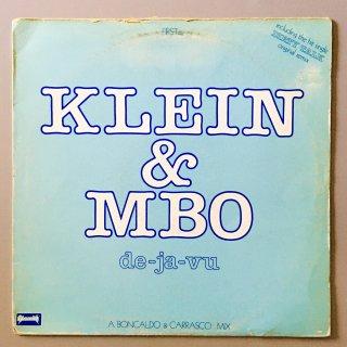 Klein & MBO - De-Ja-Vu