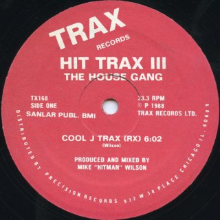 The House Gang - Hit Trax III