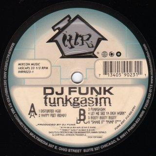 DJ Funk - Funkgasim