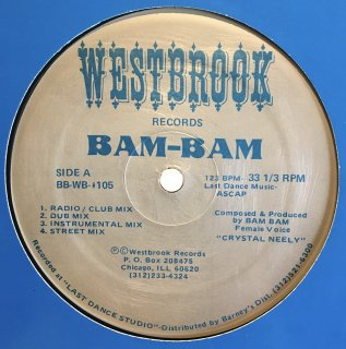 Bam-Bam - Give It To Me