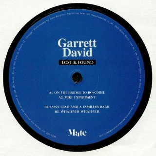 Garrett David - Lost & Found