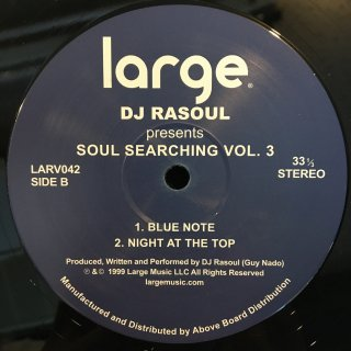 DJ Rasoul - Soul Searching Vol. 3