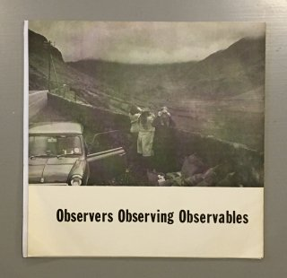 Observers Observing Observables - EP