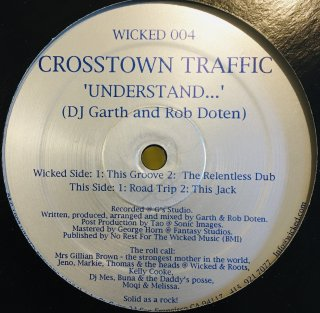 Crosstown Traffic - Understand